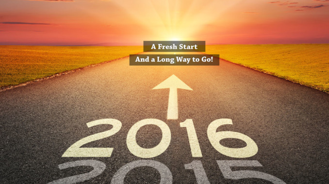 New Year 2016 Motivational Messages and Inspirational Quotes