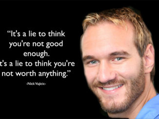 Nick Vujicic Quotes About Life 1