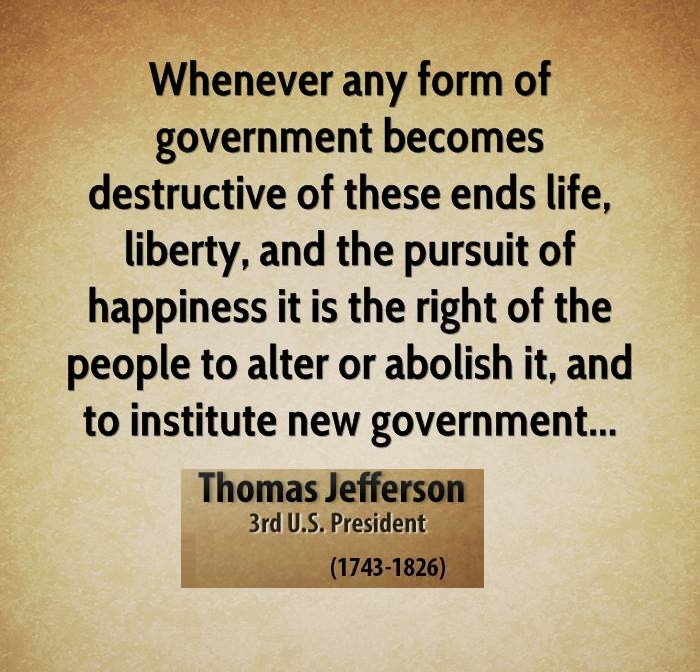 Quotes About The Pursuit Of Happiness: Life Liberty Pursuit Of Happiness