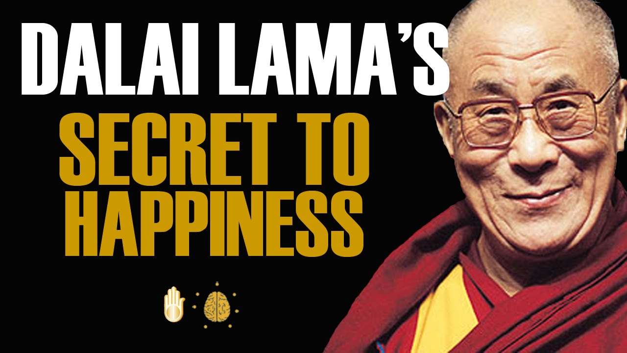 dalai lama 10 secrets to happiness