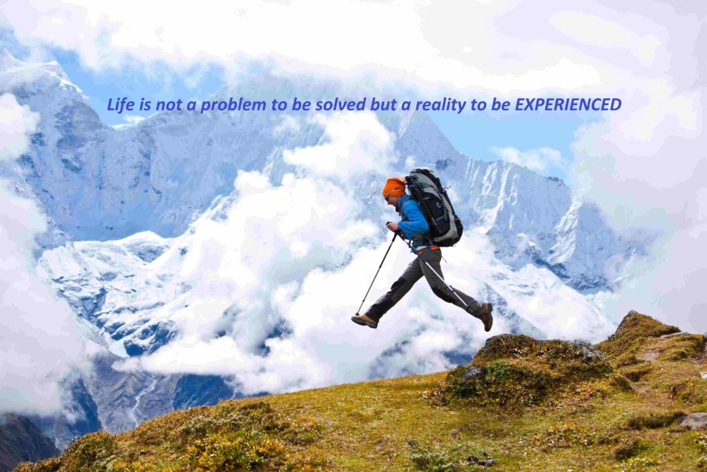 Life Lessons Learned By Trekking In The Mountains