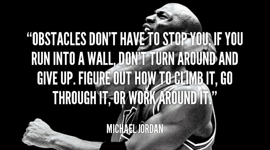 MOTIVATIONAL LESSONS BY MICHAEL JORDAN