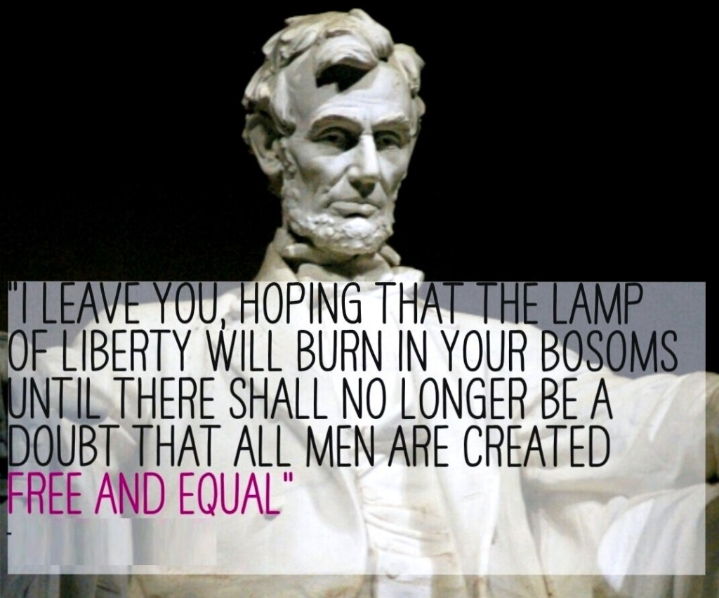 Abraham Lincoln Quotes and Inspirational Words Of Wisdom 1