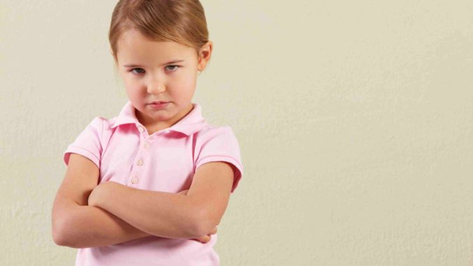 How to handle bossy kids