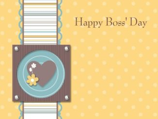 Boss's Day Quotes, Sayings And Thank You Notes