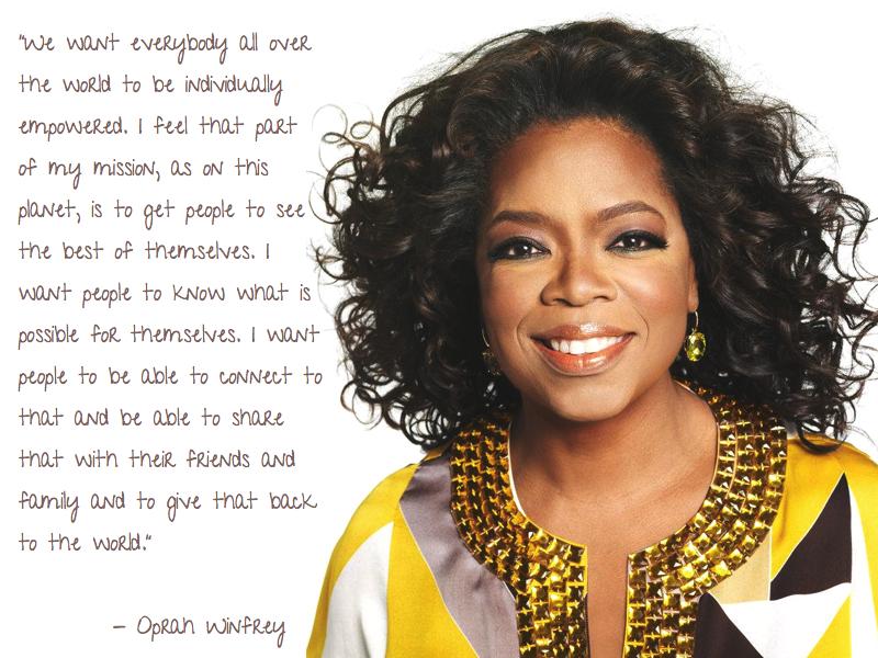 oprahs-motivational-inspirational-quotes Inspiring Speech