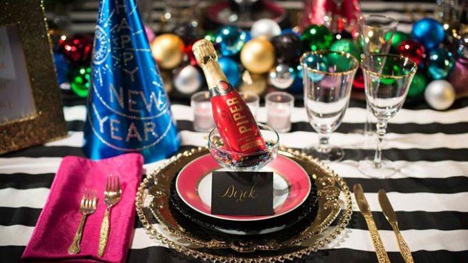 New Year's Eve 2017 – Office Celebration