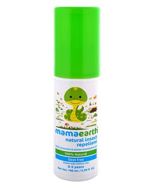 Mama Earth Natural Insect Repellent