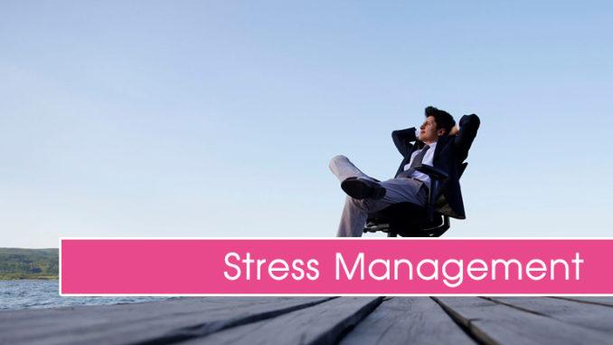 Stress Management Techniques For 21st Century Entrepreneurs