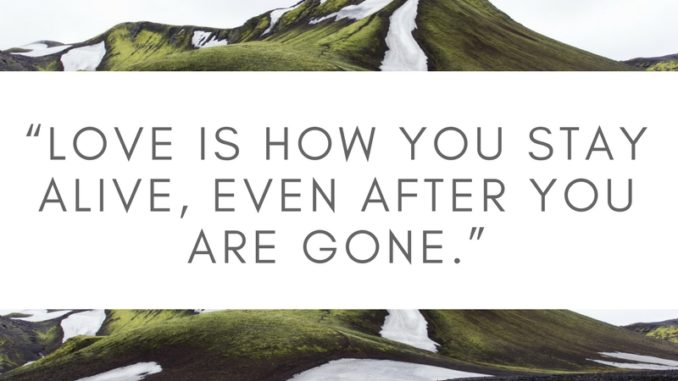 Top 27 Tuesdays with Morrie Quotes by Mitch Albom