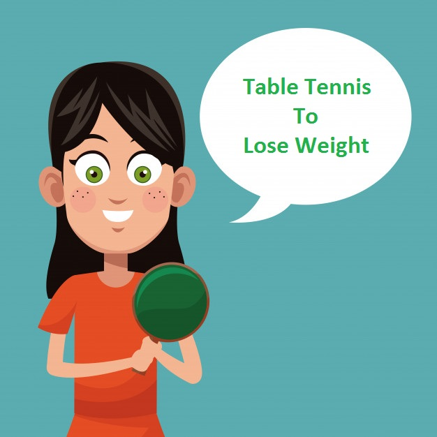 Table Tennis To Lose Weight