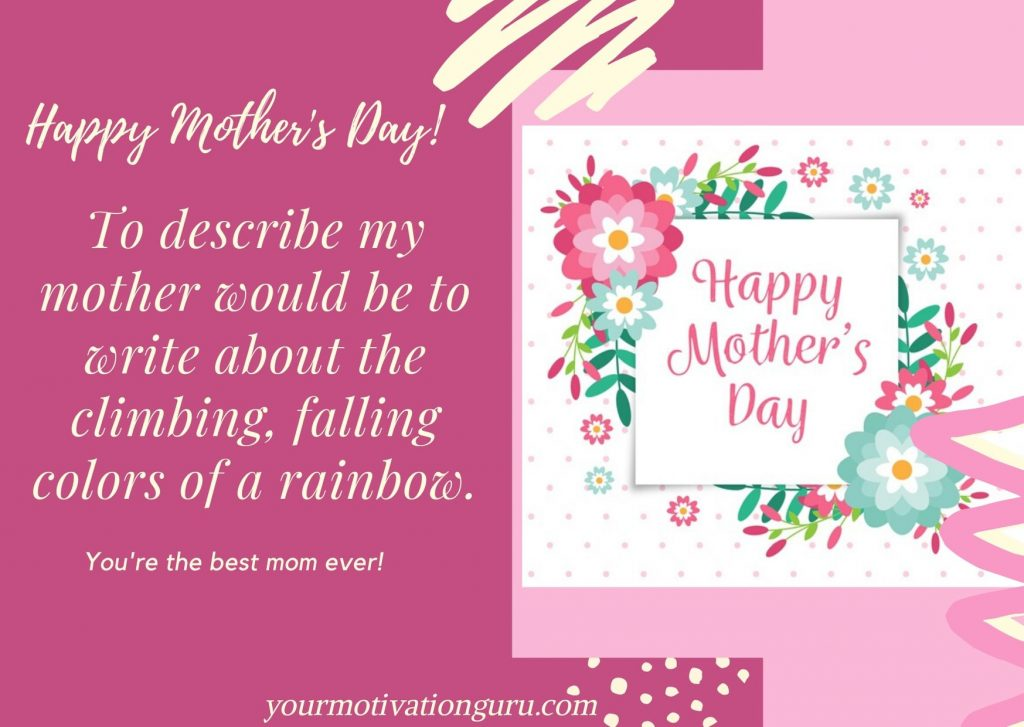 mothers day wishes from daughter, happy mother's day wishes for all moms