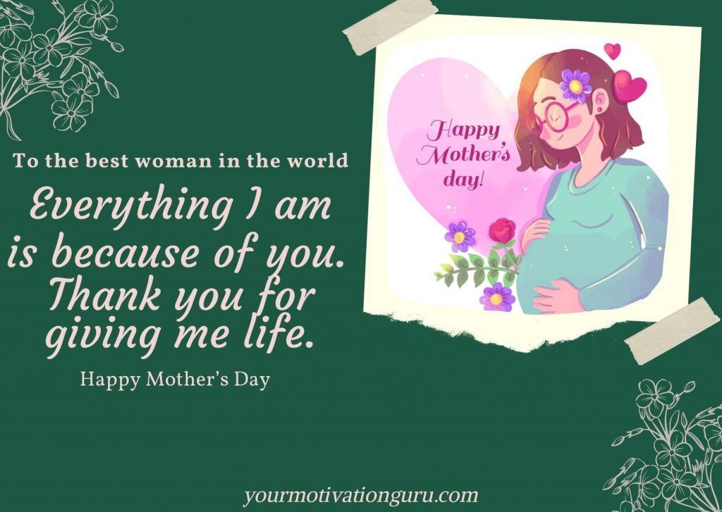 mothers day wishes from son, happy mother's day wishes for all moms