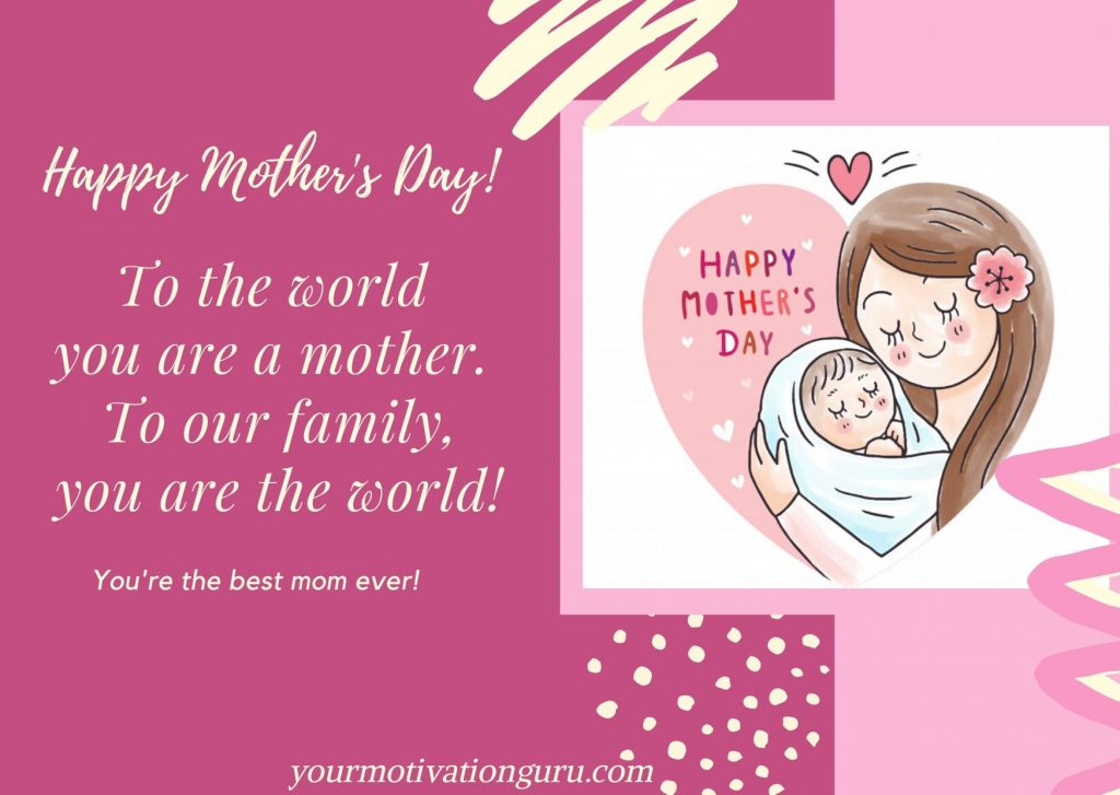 mother's day usa, mother's day uk, world mothers day