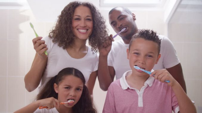 family oral health