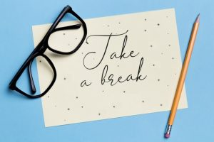 Take a Break - Improve Your Mental Health