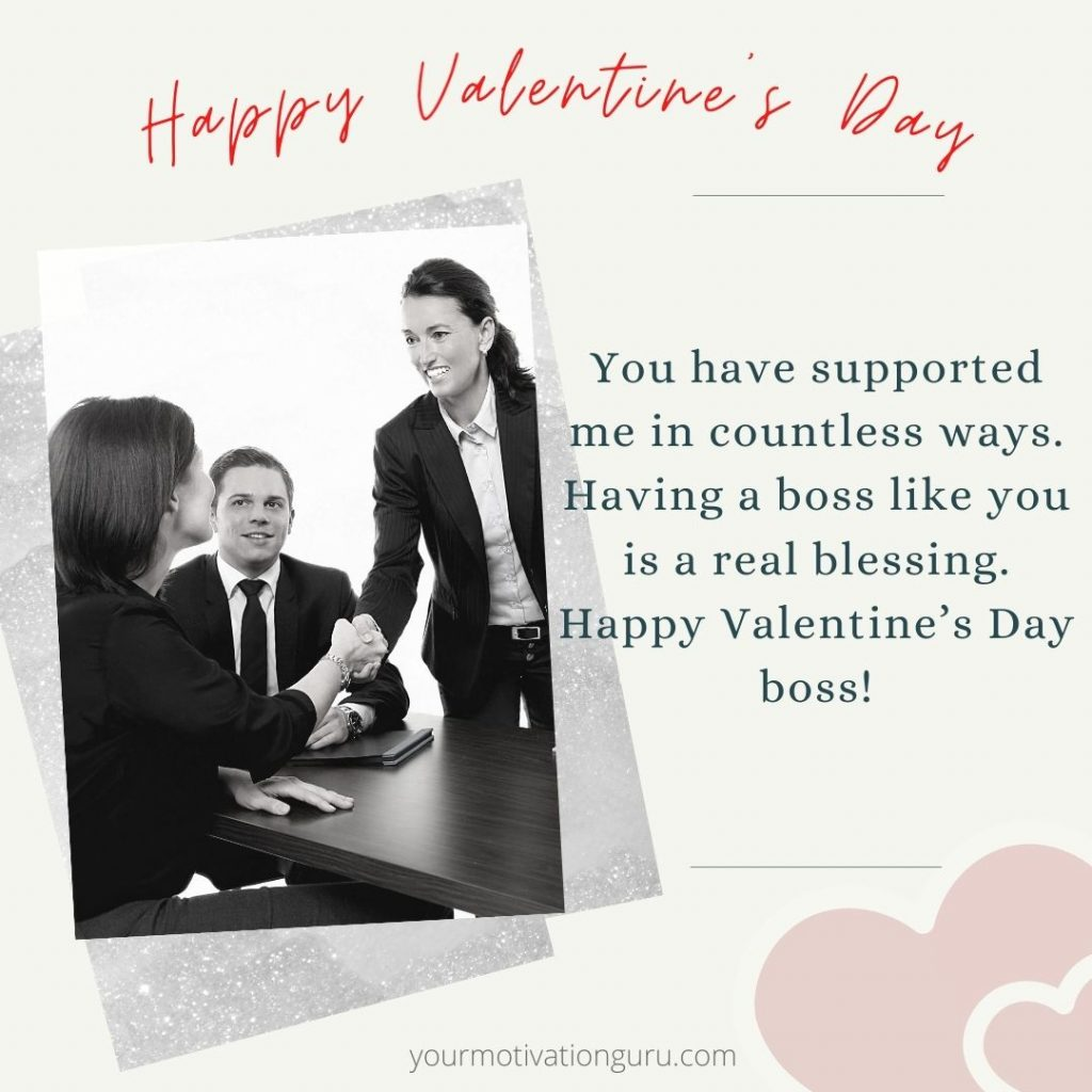 Valentine's Day Wishes For Boss And Colleagues (With Images)