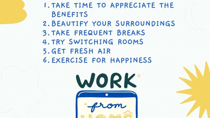 How to Stay Motivated While Working From Home f