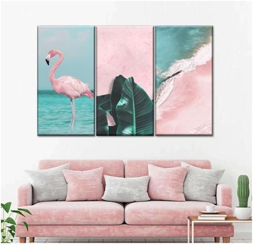 Canvas Print vs Framed Print- Elephantstock